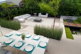 Small Picture Minimalist Backyard Garden Design With A Waterfall Gardenoholic