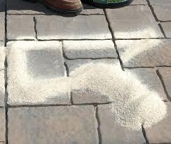 Polymeric Paver Sand Sakrete