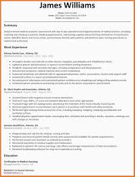 Professional Summary On A Resume 9 10 What Goes In A Resume