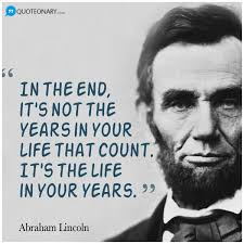 Abraham Lincoln Quotes On Life Fascinating Abraham Lincoln Quotes About Life Quotesgram Lincoln Character Quote