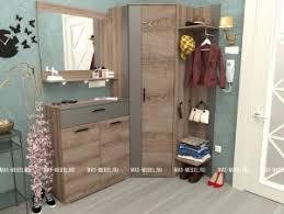 <b>Прихожая Ханна</b> ясень в Краснодаре недорого / Купить мебель ...