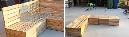 view in gallery diy modular outdoor seating in wood comfy versatile diy modular outdoor seating
