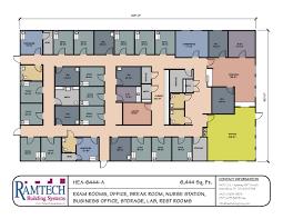 Advice For Medical Office Floor Plan Design In Tenant Buildings Doctor Office Floor Plan