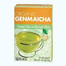 <b>Genmaicha</b> Tea, <b>Organic</b> - Eden Foods