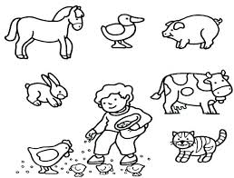 Animal Coloring Book Pages Animal Coloring Book Pages Color Pages