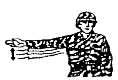 Marine Corps Hand Signals Combat Formations And Signals