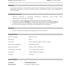 Net Developer Resume Sample Oracleloper Resume Sample Unbelievable Web Designer For Experience 90
