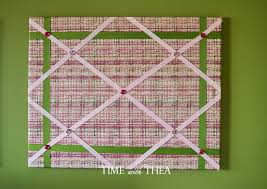 How To Make Fabric Memo Board Simple A Super Easy Way To Make Your Own Customized Fabric Memo Board