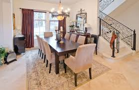 beautiful dining rooms. Beautiful Dining Room With Cream Chairs Rooms