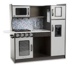 Retro Play Kitchen Set Amazoncom Melissa Doug Stainless Steel Pots And Pans Pretend