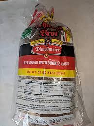 Dimplfmeier Schlesier Brot Amazoncom Grocery Gourmet Food