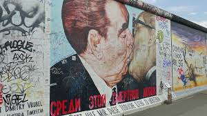 famous kiss of brezhnev and honecker at the berlin wall stock video footage videoblocks on famous berlin wall artists with famous kiss of brezhnev and honecker at the berlin wall stock video