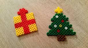 3d Perler Bead Christmas Tree  3d Beads  Pinterest  Perler Perler Beads Christmas Tree