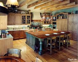 Rustic Kitchens Designs Rustic Kitchen Home Design Ideas