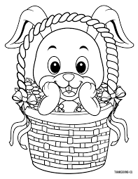 Printable easter coloring page to print and color. 8 Free Printable Easter Coloring Pages Your Kids Will Love