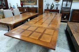 parquetry tables ponds antiques french oak parquetry top extension dining table parquetry coffee table melbourne