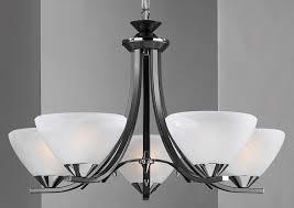 black chandelier lighting photo 5. Carlisle Black Chrome 5 Light Chandelier Lighting Photo