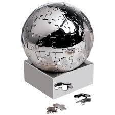 World Puzzle Globe | Promotional Awards | Executive business Gifts ...