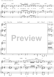 rent seasons of love sheet music seasons of love sheet music music for piano and more