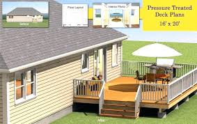 Cost Per Square Foot To Build A Deck How Much Does It