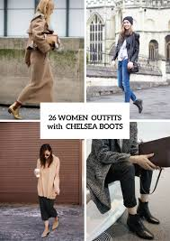 Shop women's chelsea boots in a range of styles and colours. 26 Stunning Outfits With Chelsea Boots For Fashionable Ladies Styleoholic