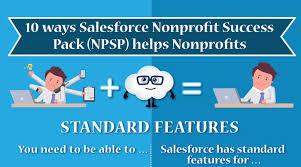 10 Ways Salesforce Nonprofits Success Pack Helps Npo