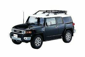 <b>Fujimi</b> Models 1/24 Toyota <b>FJ</b> Cruiser 2-door Black Plastic Model Kit ...