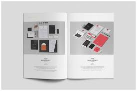 Interior Design Brochure Template Best Minimal Brochure Design Bekonang