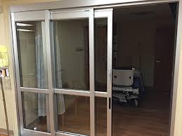 commercial doors by ykk and kawneer at talbott glass in elkins wv