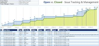 Tracking Template Excel Issue Tracking Management Excel Template Robert Mcquaig Blog