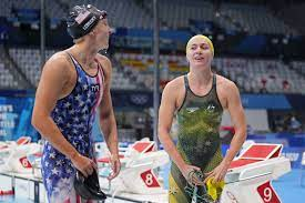 Olympia Tokio 2021: Schwimmstars Titmus ...