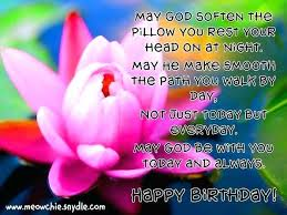 Birthday Blessing Quotes Simple Spiritual Birthday Quotes Breathtaking Biblical Birthday Quotes