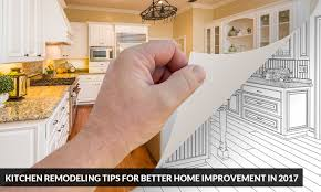 Kitchen Remodeling Tips For Better Home Improvement In 40 Stunning Home Improvement Remodeling