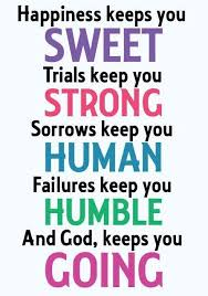 Positive Religious Quotes Beauteous Happiness Keeps You Sweet Positive Quotes Quote God Religious