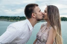 full hd happy couple kiss day wallpaper