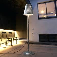 patio floor lighting. Floor Lamps: Patio Lighting Lamp Outdoor Recessed Living Concepts