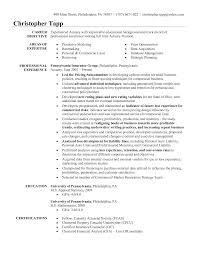 Resume Cover Letter Actuarial Internship Adriangatton Com