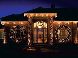 Small Picture Amazing Outdoor Home Decoration ideas for Christmas Trendy ModsCom