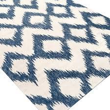 ikat area rug blue cream area rug ikat ivory blue area rug by safavieh