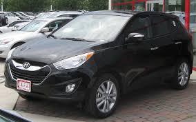 File:2010 Hyundai Tucson Limited -- 08-12-2010.jpg - Wikimedia Commons