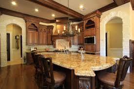 High End Kitchen Design Traditional Kitchen Nice Look