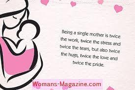 50 Beste Zitate Für Alleinstehende Mütter Für Sie Frauen Magazin