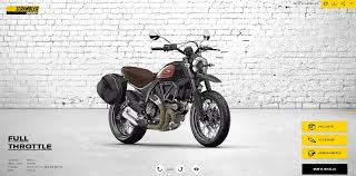 ducati scrambler summer 0 finance and configurator rescogs