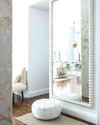 big white mirror home ideas large white wall mirror decorating a plain wall mirror large space