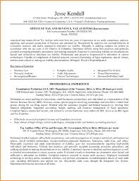 Government Resume Examples 24 Federal Government Resume Examples Financial Statement Form 10