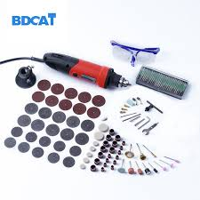 dremel tool. bdcat 400w mini drill engraver rotary tools electric angle grinder dremel tool with 0.6-