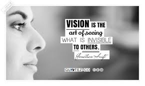 Quotes About Vision Mesmerizing Vision Quotes Sayings QUOTEZ○CO