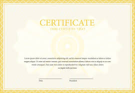 Certificate Background Free Certificate Certificate Background Vector Certificate Background