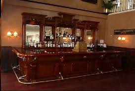 ideas for an old fashion saloon bar | This picture shows the vintage-style  wooden