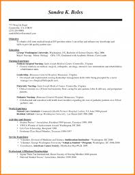 Labor And Delivery Nurse Resume 54 Images Manager Sample Free Temp